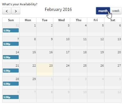 updating Calendar_5
